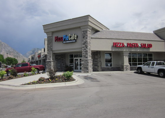 Pizza Pie Exterior